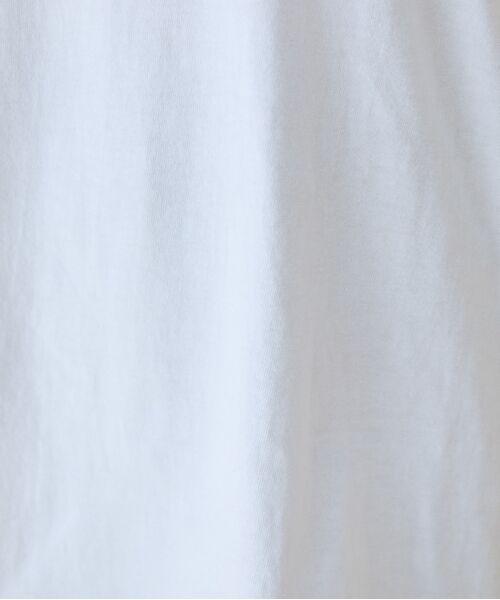 ROPE' / ロペ カットソー   【VTA for MADEMOISELLE】フラワーフォトショートスリーブ Tシャツ   詳細15