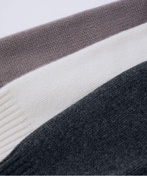 ROPE' / ロペ ニット・セーター | 【一部WEB限定】タスマニアウールクルーネックフォルムプルオーバーニット | 詳細17