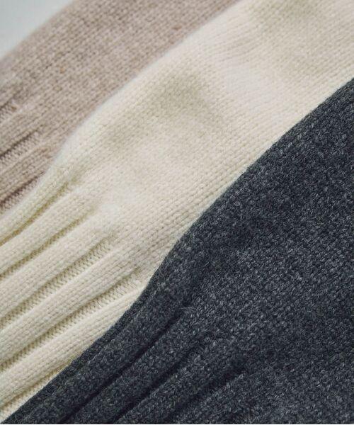 ROPE' / ロペ ニット・セーター | 【一部WEB限定】タスマニアウールボトルネックタイトプルオーバーニット | 詳細14