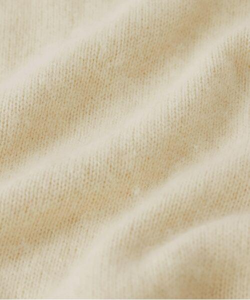 ROPE' / ロペ ニット・セーター   【シリーズ】【WEB限定】FOX混パフスリーブニットプルオーバー   詳細11