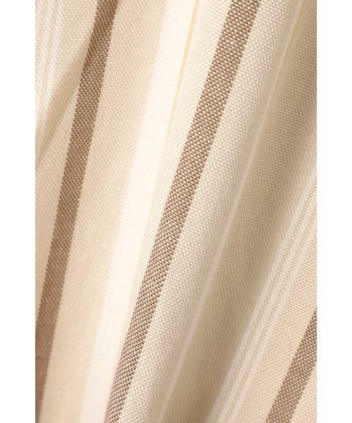 ROSE BUD / ローズ バッド スカート | ウエストリボンストライプマキシスカート | 詳細3