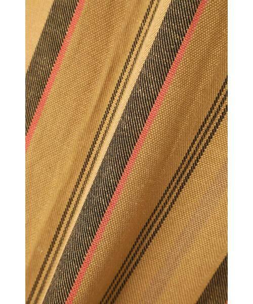 ROSE BUD / ローズ バッド スカート | ウエストリボンストライプマキシスカート | 詳細14