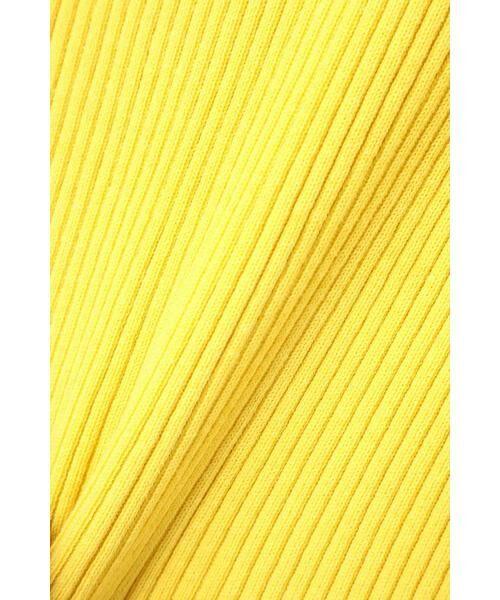 ROSE BUD / ローズ バッド ニット・セーター | 5分丈Vネックリブニット | 詳細11