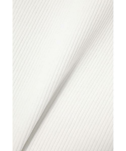 ROSE BUD / ローズ バッド ニット・セーター | チュールワンショルダーニット | 詳細3
