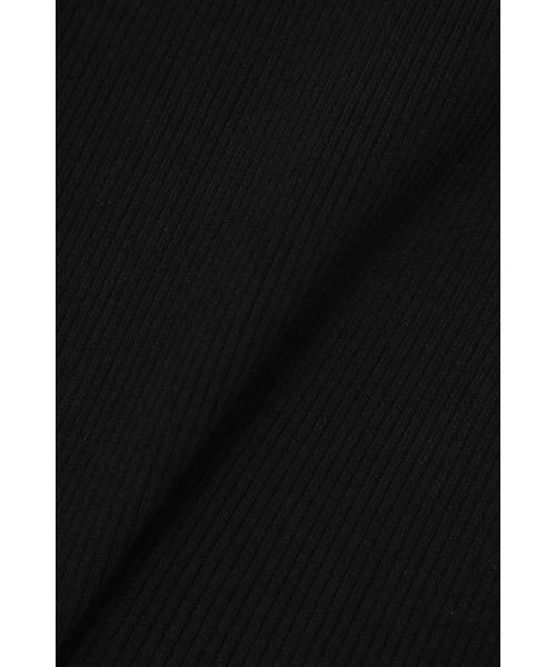 ROSE BUD / ローズ バッド ニット・セーター | チュールワンショルダーニット | 詳細8