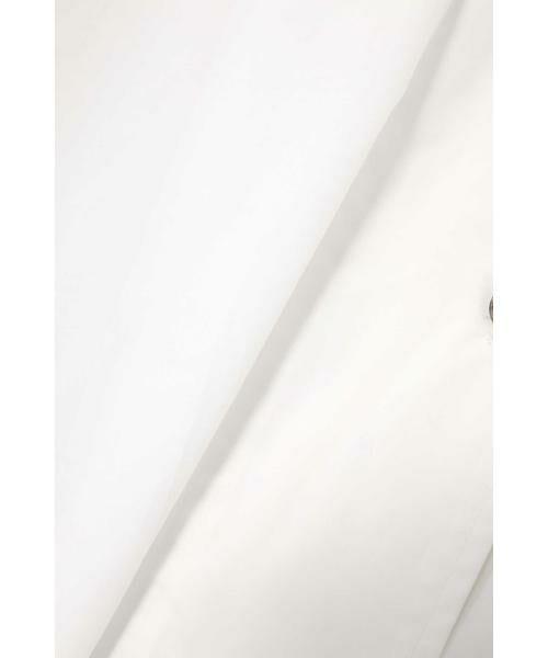 ROSE BUD / ローズ バッド シャツ・ブラウス | フレンチスリーブ開襟シャツブラウス | 詳細3