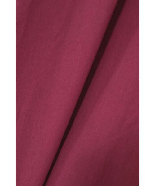ROSE BUD / ローズ バッド シャツ・ブラウス | フレンチスリーブ開襟シャツブラウス | 詳細20
