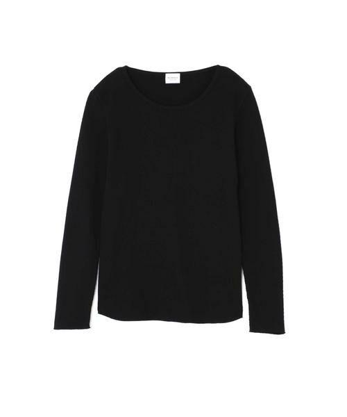 ROSE BUD / ローズ バッド カットソー | ワッフルロングTシャツ | 詳細16