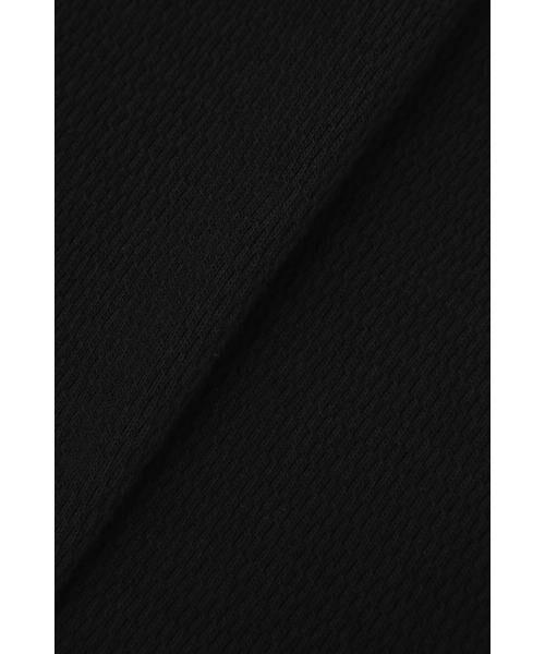 ROSE BUD / ローズ バッド カットソー | ワッフルロングTシャツ | 詳細17