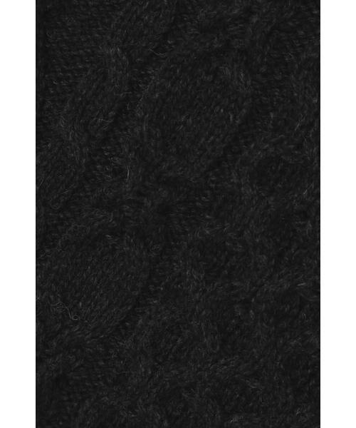ROSE BUD / ローズ バッド ワンピース | ケーブルニットドレス | 詳細14