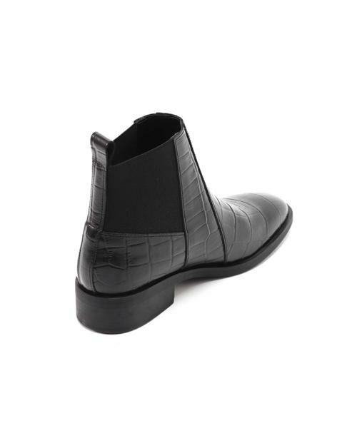 ROSE BUD / ローズ バッド ブーツ(ショート丈) | サイドゴアブーツ | 詳細3