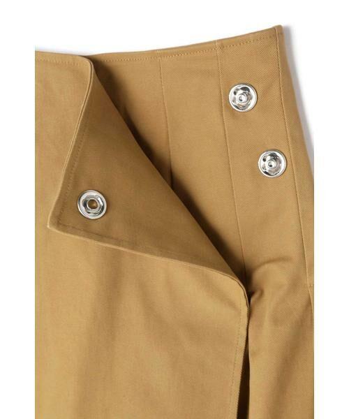 ROSE BUD / ローズ バッド スカート | ラップフレアスカート | 詳細10