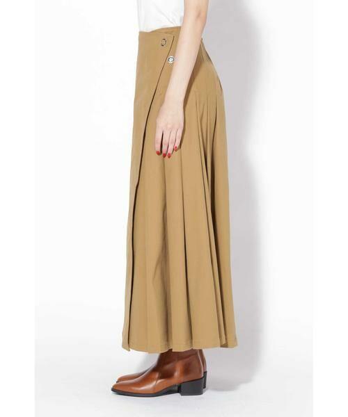 ROSE BUD / ローズ バッド スカート | ラップフレアスカート | 詳細3