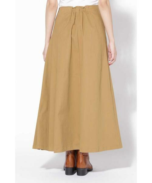 ROSE BUD / ローズ バッド スカート | ラップフレアスカート | 詳細4