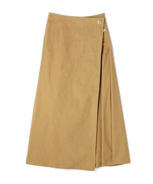 ROSE BUD / ローズ バッド スカート | ラップフレアスカート | 詳細5