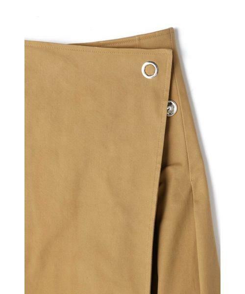 ROSE BUD / ローズ バッド スカート | ラップフレアスカート | 詳細7