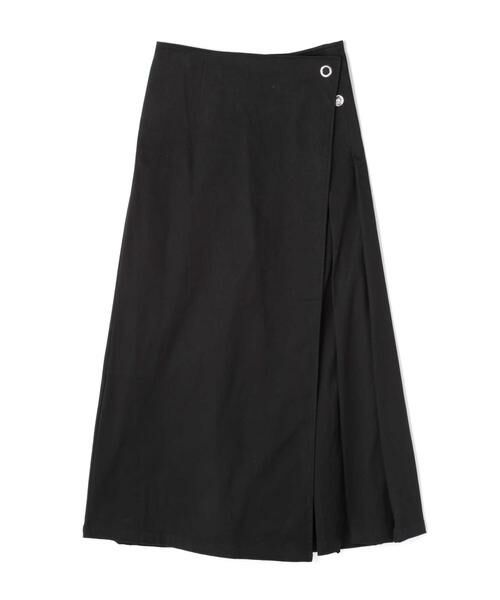 ROSE BUD / ローズ バッド スカート | ラップフレアスカート | 詳細15