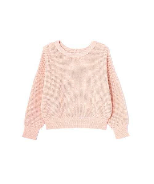 ROSE BUD / ローズ バッド ニット・セーター | ワッフル編みニット | 詳細11