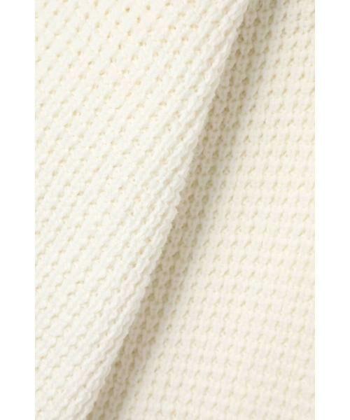 ROSE BUD / ローズ バッド ニット・セーター | ワッフル編みニット | 詳細24