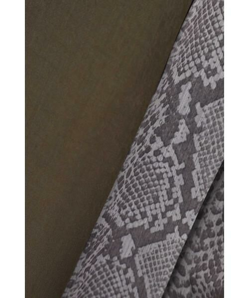 ROSE BUD / ローズ バッド スカート | プリントプリーツスカート | 詳細8