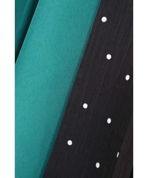 ROSE BUD / ローズ バッド スカート | プリントプリーツスカート | 詳細19