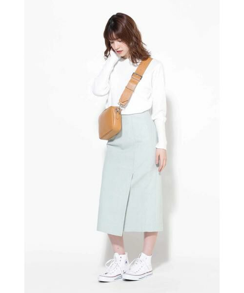 ROSE BUD / ローズ バッド スカート | コーデュロイタイトスカート | 詳細4