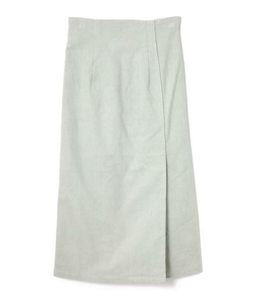 ROSE BUD / ローズ バッド スカート | コーデュロイタイトスカート | 詳細5