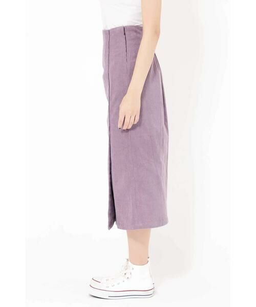 ROSE BUD / ローズ バッド スカート | コーデュロイタイトスカート | 詳細7