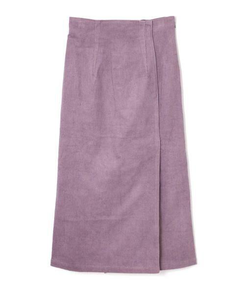 ROSE BUD / ローズ バッド スカート | コーデュロイタイトスカート | 詳細11