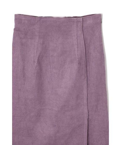 ROSE BUD / ローズ バッド スカート | コーデュロイタイトスカート | 詳細12