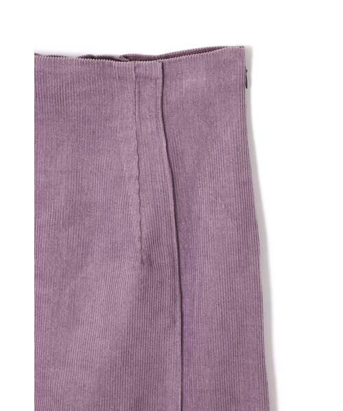 ROSE BUD / ローズ バッド スカート | コーデュロイタイトスカート | 詳細13