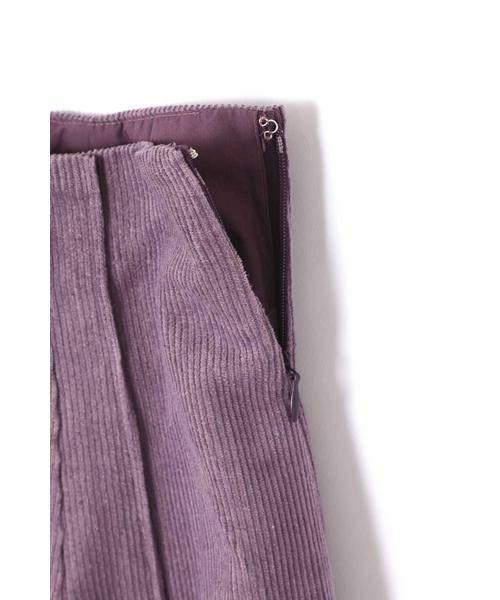 ROSE BUD / ローズ バッド スカート | コーデュロイタイトスカート | 詳細14
