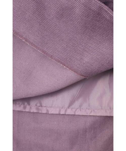 ROSE BUD / ローズ バッド スカート | コーデュロイタイトスカート | 詳細15