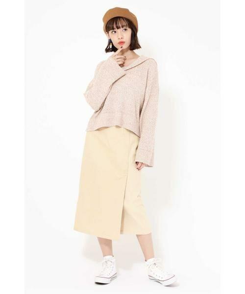 ROSE BUD / ローズ バッド スカート | コーデュロイタイトスカート | 詳細20
