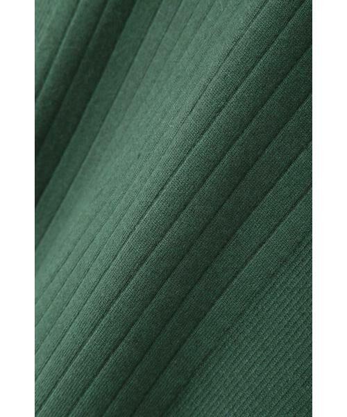 ROSE BUD / ローズ バッド ニット・セーター | リブチュニックニット | 詳細14