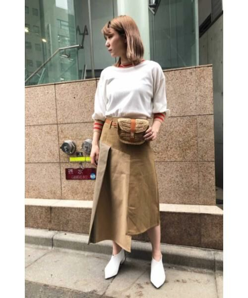 ROSE BUD / ローズ バッド ニット・セーター | ラインリブニット | 詳細2