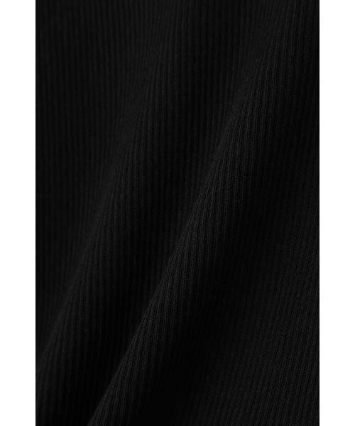 ROSE BUD / ローズ バッド ニット・セーター | アシメネックリブニット | 詳細6