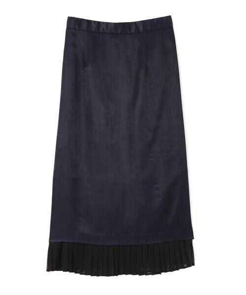 ROSE BUD / ローズ バッド スカート | 裾プリーツスカート | 詳細2