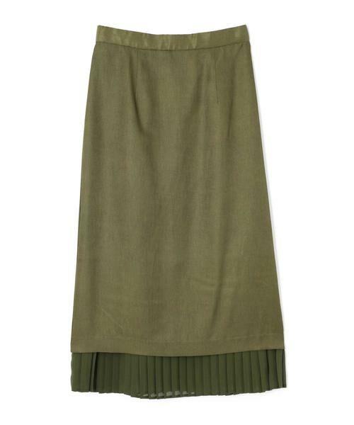ROSE BUD / ローズ バッド スカート | 裾プリーツスカート | 詳細6