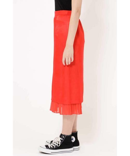 ROSE BUD / ローズ バッド スカート | 裾プリーツスカート | 詳細8
