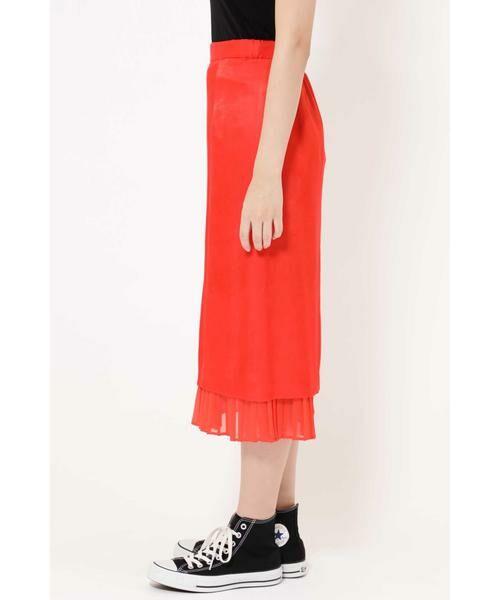 ROSE BUD / ローズ バッド スカート | 裾プリーツスカート | 詳細9