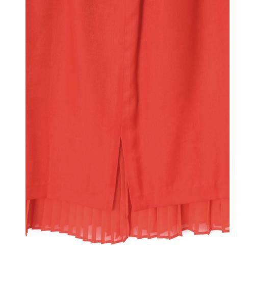 ROSE BUD / ローズ バッド スカート | 裾プリーツスカート | 詳細16