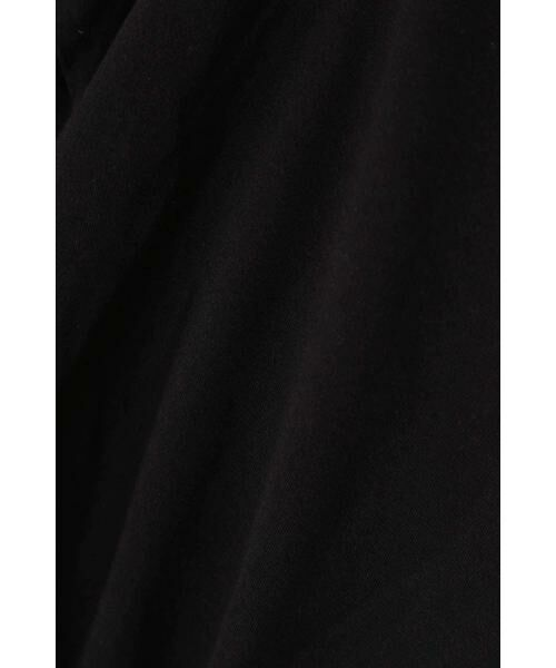 ROSE BUD / ローズ バッド カットソー | [7月号non・no掲載]スリットチュニックTシャツ | 詳細7