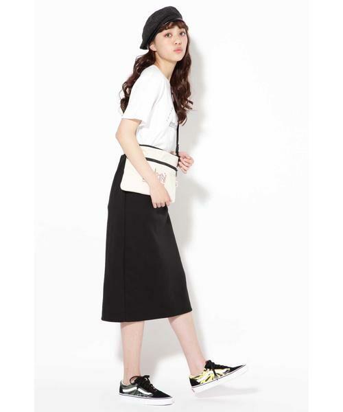 ROSE BUD / ローズ バッド スカート | カットソータイトスカート | 詳細12