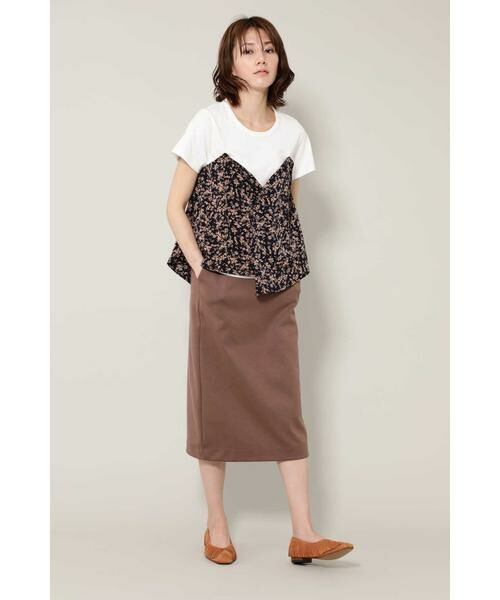 ROSE BUD / ローズ バッド スカート | カットソータイトスカート | 詳細15