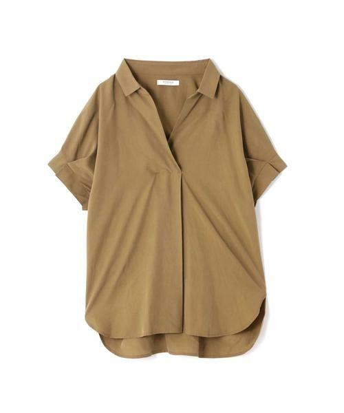 ROSE BUD / ローズ バッド シャツ・ブラウス | [7月号ViVi掲載]スキッパーシャツ | 詳細2