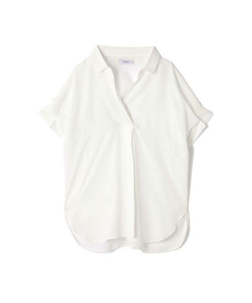 ROSE BUD / ローズ バッド シャツ・ブラウス | [7月号ViVi掲載]スキッパーシャツ | 詳細6