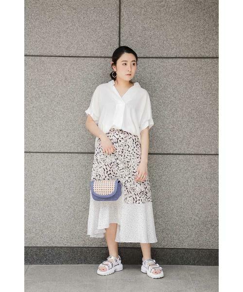 ROSE BUD / ローズ バッド シャツ・ブラウス   スキッパーシャツ   詳細8