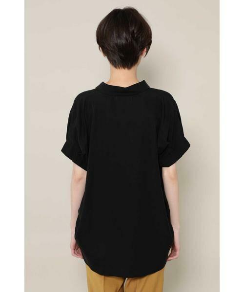 ROSE BUD / ローズ バッド シャツ・ブラウス   スキッパーシャツ   詳細12