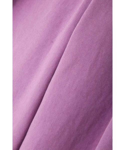 ROSE BUD / ローズ バッド サロペット・オールインワン | ワンショルダーカーゴパンツ | 詳細10